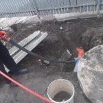 Более 15 случаев незаконного подключения к водоснабжению и канализации было выявлено в столице за неделю