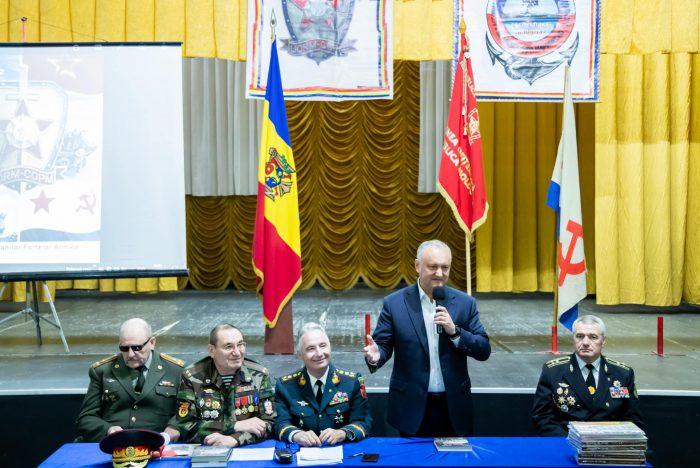 Додон: Курс Молдовы должен быть неизменным – взаимовыгодные отношения и с Востоком, и с Западом, исходя из наших интересов