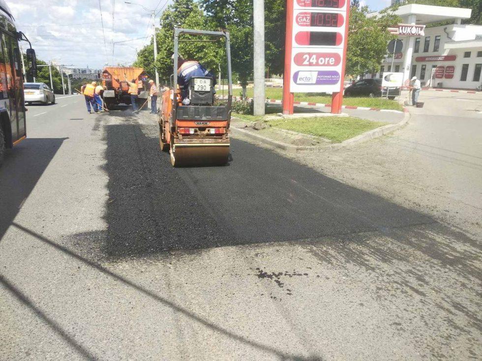 Ремонт дорог в столице идёт полным ходом: перечень улиц, на которых проводятся работы