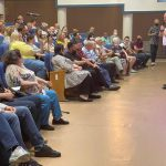 Граждане Молдовы в Санкт-Петербурге выразили поддержку Блоку коммунистов и социалистов (ФОТО)