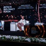 Зинаида Гречаный выступила на Дипломатическом форуме в Анталии