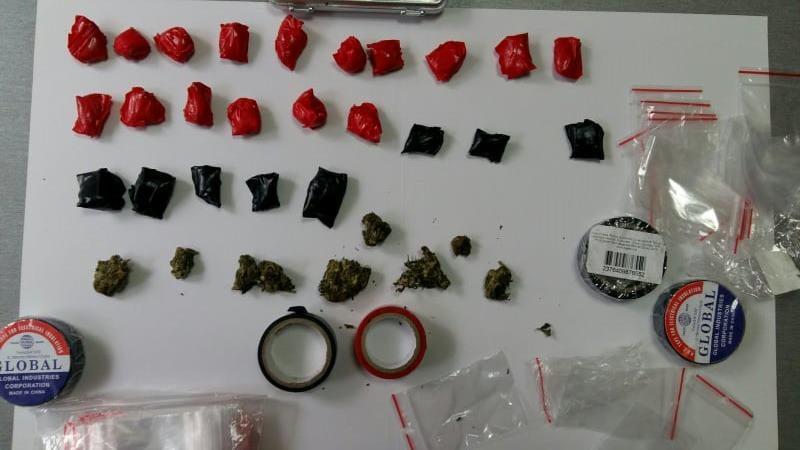 Полиция задержала группу наркоторговцев из Бельц (ФОТО)
