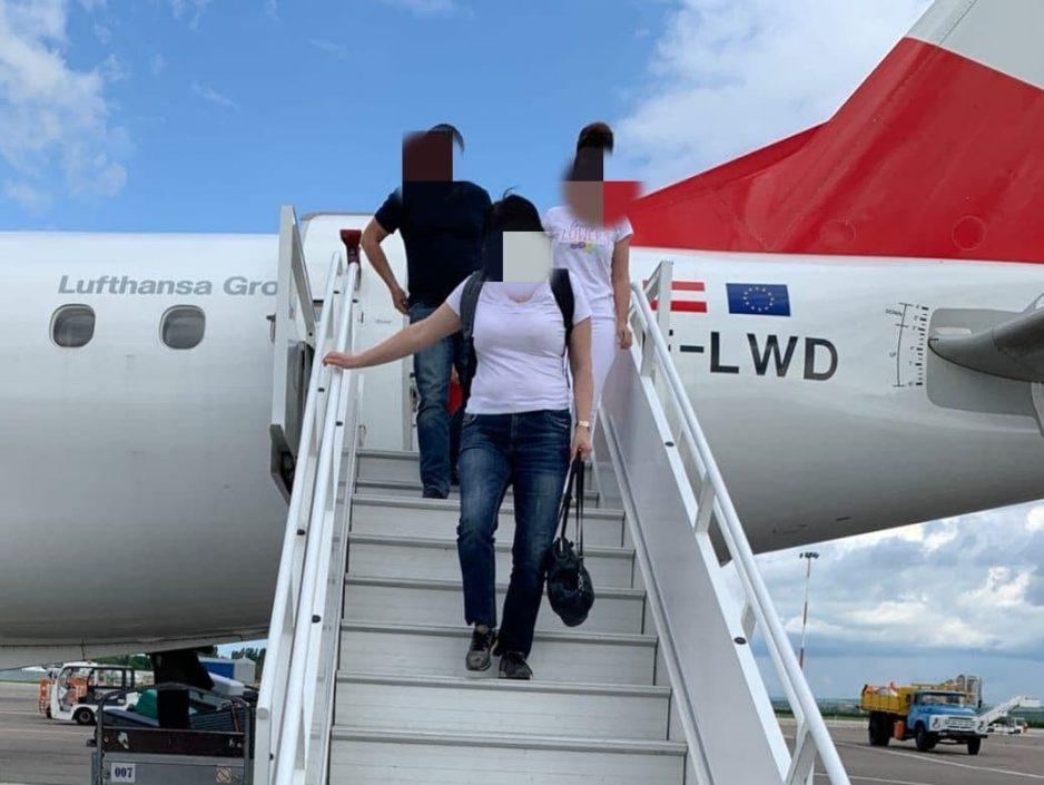 В Австрии задержали молдаванку, обвиняемую в сбыте наркотиков
