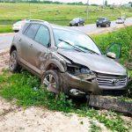 В ДТП в Сынжерейском районе пострадала девушка