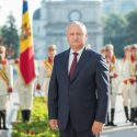 Додон: У Молдовы было славное прошлое, у Молдовы есть и будущее. Нам важно её защищать и любить!