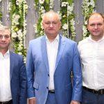 Председатель фракции ПСРМ Корнелиу Фуркулицэ празднует сегодня день рождения