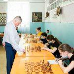 Анатолий Карпов высоко оценил способности молдавских шахматистов (ФОТО, ВИДЕО)