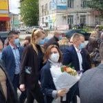 """""""Позор!"""": Майю Санду прогнали из Единец (ВИДЕО)"""