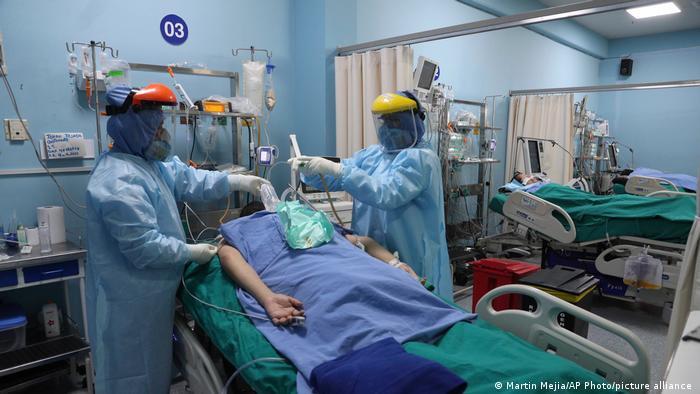 ВОЗ изучает опасный штамм COVID-19 из Латинской Америки