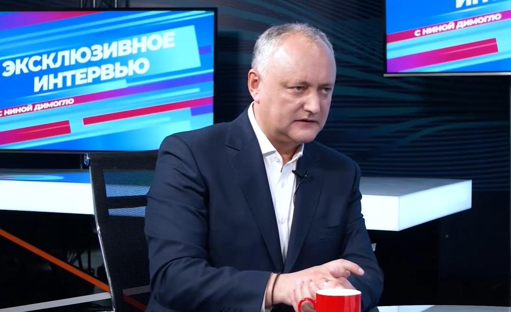 Додон проведёт большие встречи с гражданами Молдовы в Москве и Санкт-Петербурге (ВИДЕО)