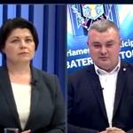 """Новак - Гаврилицэ: Что случилось с вашим """"фильтром"""", сломался? (ВИДЕО)"""