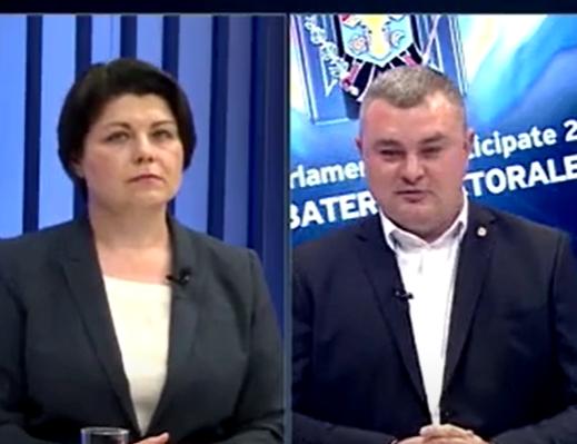 """Новак – Гаврилицэ: Что случилось с вашим """"фильтром"""", сломался? (ВИДЕО)"""