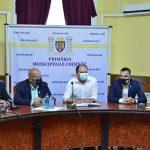 В Кишинёве с рабочим визитом находятся представители примарии пятого сектора Бухареста