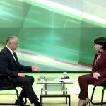 Додон: Наша задача - чтобы парламент и правительство контролировали патриотические силы