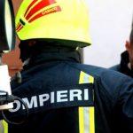 Пожар в Рышканах: сгорели крыша дома, гараж и автомобиль