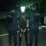 Пограничники задержали мужчину, находившегося в розыске