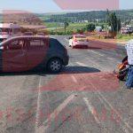 Не уступил дорогу: в результате ДТП пострадал водитель