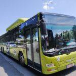 Чебан: Привезены первые автобусы, которые будут курсировать в пригородах