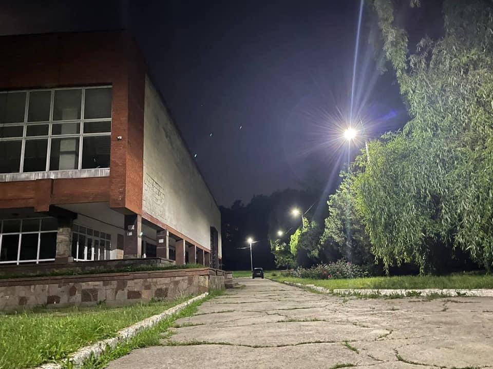 В Кишинёве проводятся работы по восстановлению уличного освещения