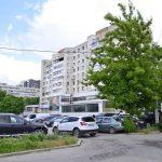 В центре Кишинёва появилась ещё одна общественная парковка