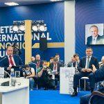 Чебан на Петербургском экономическом форуме: Для развития Кишинева необходим передовой опыт других городов мира (ВИДЕО)