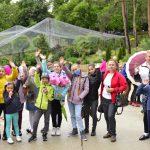 900 детей из центров размещения и реабилитационного центра посетили сегодня зоопарк