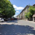 Из-за протеста ПДС у ЦИК движение в центре города заблокировано