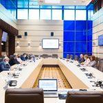 Зинаида Гречаный встретилась с членами Предвыборной миссии ПАСЕ
