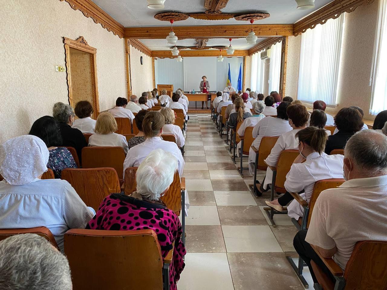 Гречаный: Мы будем поддерживать тружеников села и создавать условия для реализации их продукции