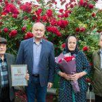 58 лет вместе: Игорь Додон поздравил супругов-долгожителей из Кагула