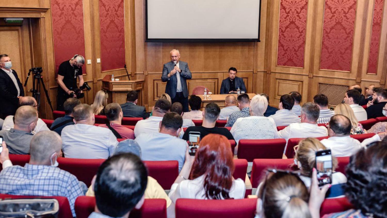 Додон: Наша задача – поднять стратегическое партнерство с Россией на новый уровень