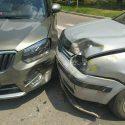 ДТП с участием трёх машин в Тирасполе: пострадала пассажирка