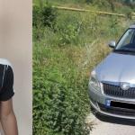 Захотелось покататься: житель столицы угнал машину (ВИДЕО)