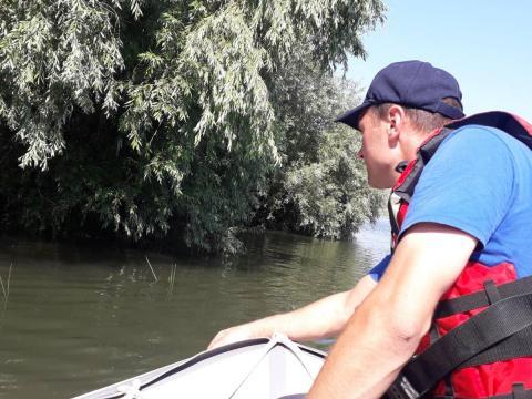 Спасатели продолжают искать пропавшего на Днестре подростка (ВИДЕО)
