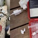Житель столицы организовал в своей квартире склад наркотиков (ВИДЕО)