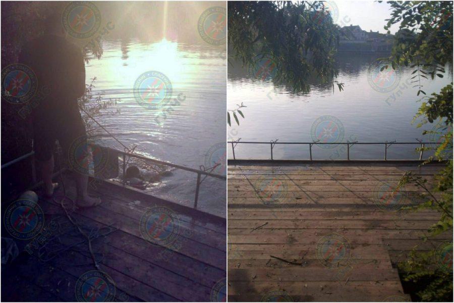 Трагедия на воде: в озере утонул 19-летний парень