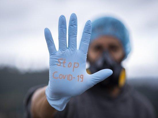 ВОЗ: смертность от COVID-19 выросла в мире за неделю на 21%