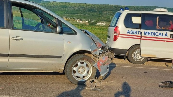ДТП в Хынчештах: женщина оказалась в больнице по вине невнимательного водителя