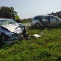 Два автомобиля столкнулись лоб в лоб на трассе Тирасполь-Каменка: есть пострадавшие