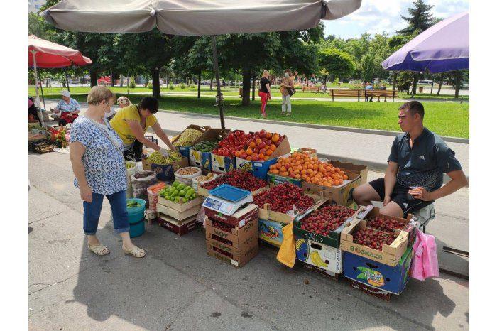 В столице увеличили количество площадок для проведения сельскохозяйственных ярмарок