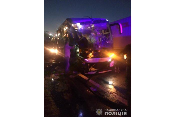 В страшной аварии в Одесской области погиб молдаванин