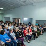 Переполненный зал в Басарабяске: о чём шла речь на встрече Додона, Цырди и Старыша с гражданами (ФОТО, ВИДЕО)