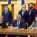 Гречаный: Молдова придаёт особое значение сотрудничеству с Беларусью