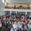 Жители Ниспорен верят в команду коммунистов и социалистов (ВИДЕО)
