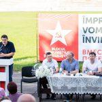 Старыш: Нужно начать процесс объединения ПКРМ и ПСРМ в одну мощную социальную партию (ВИДЕО)