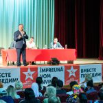 Жители Глодян - за Блок коммунистов и социалистов! (ФОТО, ВИДЕО)