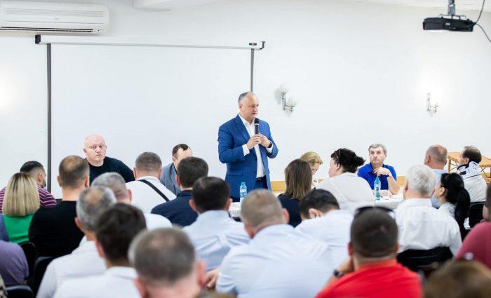 Блок коммунистов и социалистов будет участвовать в выборах в Народное собрание Гагаузии