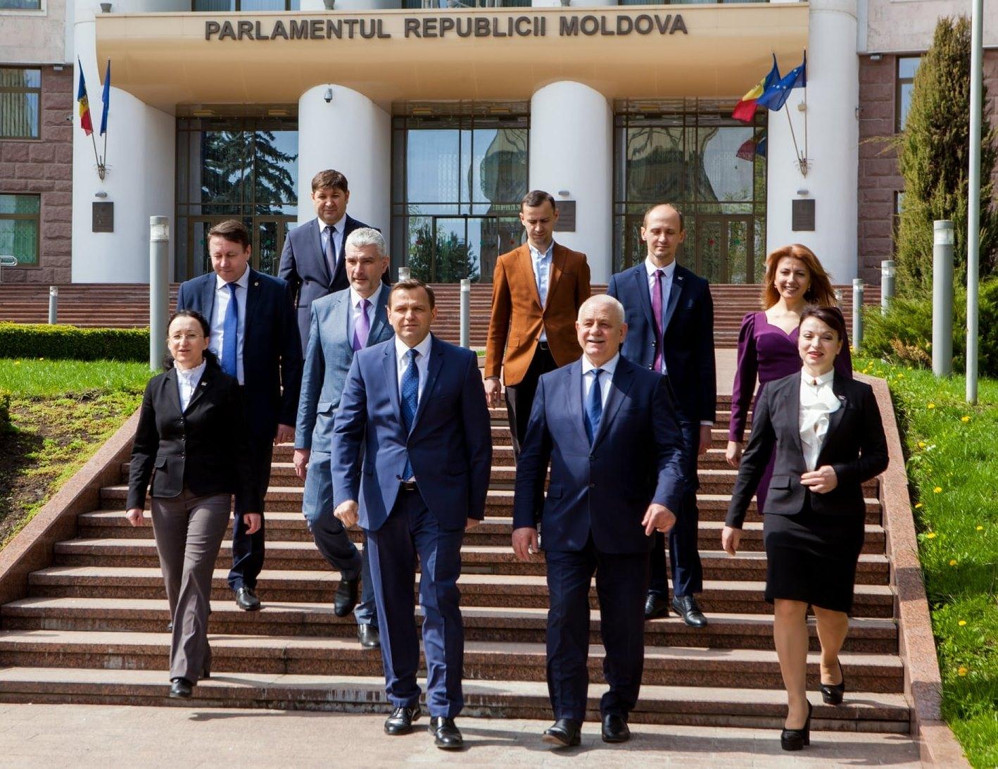 Руководство ППДП во главе с Нэстасе ушло в отставку