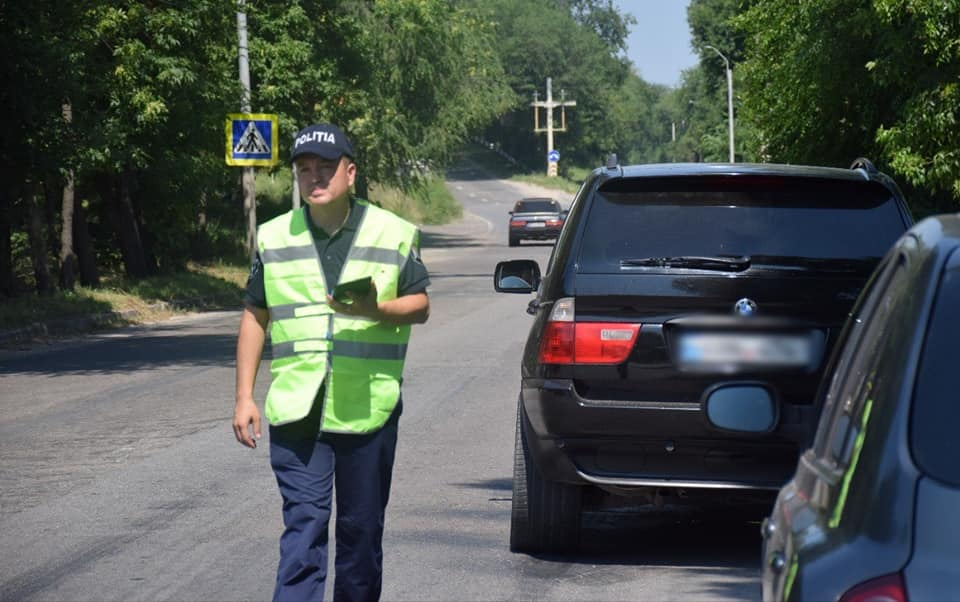 Более сотни нарушителей попали в фильтр дорожной полиции