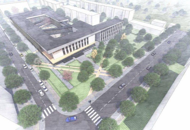Чебан о школе №86: Здесь будет только школа, она будет отремонтирована и станет современной
